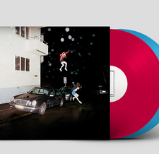 Brand New - Science Fiction - New Vinyl 2017 Procrastinate! Music Traitors Limited Edition 2-LP Indie Exclusive Red + Blue Vinyl Pressing - Alt-Rock / Emo / Indie Rock