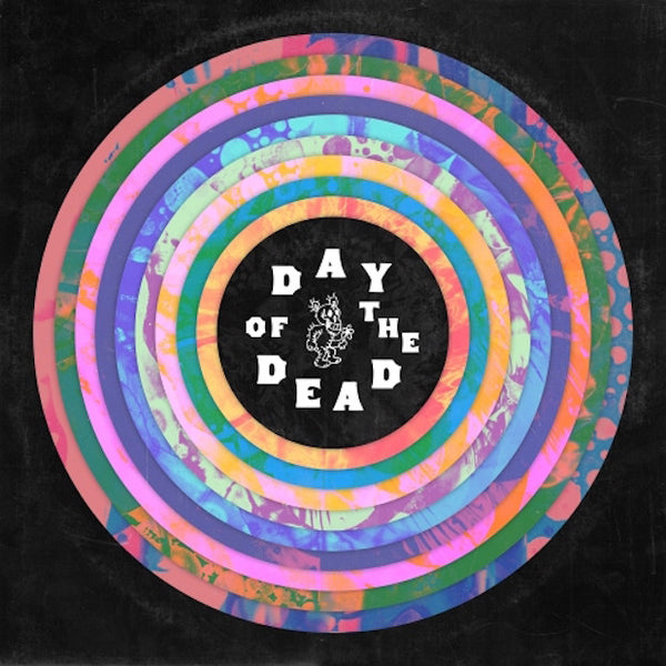 Various Artists - Day of the Dead - New Vinyl 2016 4AD Limited Edition 10-LP 59-Track, Nearly 6 hour long tribute feat. Flaming Lips, UMO, Wilco, Angel Olsen + More!