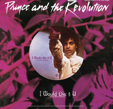 Prince And The Revolution ‎– I Would Die 4 U / Another Lonely Christmas (1984) - New Vinyl 2017 Warner 2-Cut Maxi 45RM Single - Rock / Purple Lord / 80's Soundtrack