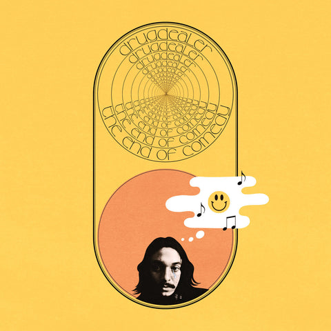 Drugdealer - The End of Comedy - New Lp Record 2017 Europe Import 180 gram Vinyl & Download - Psychedelic Rock