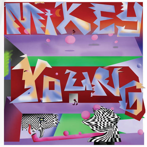 Mikey Young ‎– Your Move Vol. 1 - New Vinyl 2017 Moniker Records Pressing (Limited to 500) - Electronic / Experimental