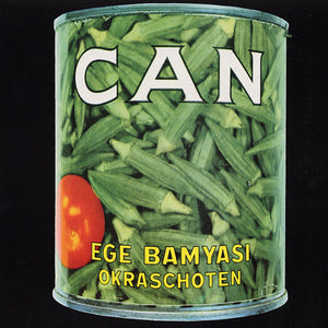Can ‎– Ege Bamyasi (1972) - New LP Record 2019 Mute UK Green Vinyl Reissue - Krautrock / Avantgarde