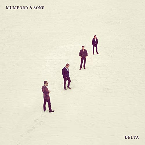 Mumford & Sons - Delta - New Vinyl 2 Lp 2018 Glassnote Black Vinyl Pressing with Gatefold Jacket - Folk Rock
