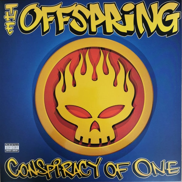The Offspring ‎– Conspiracy Of One (2000) - New LP Record 2021 Round Hill Europe Import Vinyl - Alternative Rock / Grunge / Punk