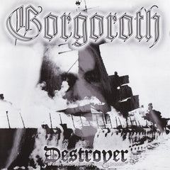 Gorgoroth ‎– Destroyer Or About How To Philosophize With The Hammer - New Vinyl 2017 Limited Edition Soulseller WHITE Vinyl Import Reissue (Only 350 Made!) - Norwegian Black Metal