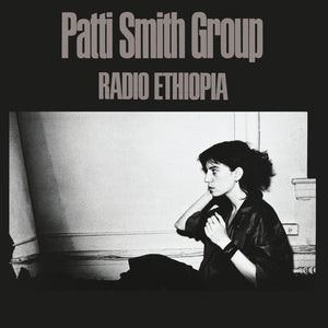 Patti Smith Group ‎– Radio Ethiopia (1976) - New Vinyl Lp 2019 We Are Vinyl 180gram Reissue - Punk / New Wave