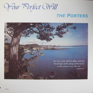 The Porters – Your Perfect Will - Mint- Lp Record 1984 USA Original Vinyl - Funk / Gospel