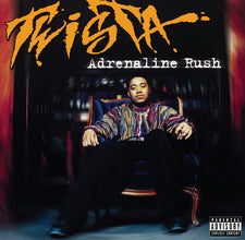 Twista - Adrenaline Rush - New Vinyl 2017 Atlantic Records 2-LP Reissue - Rap / Hip Hop
