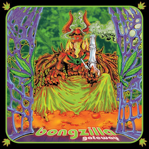 Bongzilla - Gateway - New 2019 Record LP Limited Reissue Standard Black Vinyl Reissue - Limited to 500! - Stoner Metal