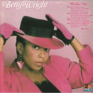 Betty Wright - Mother Wit - VG 1987 USA - Funk/Soul