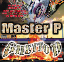Master P ‎– Ghetto D (1997) - New Vinyl 2017 Priority / No Limit Records 2-LP Reissue - 90's Hip Hop