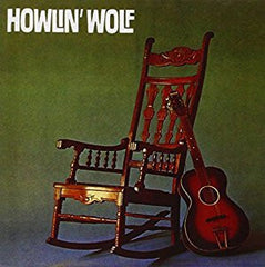 Howlin' Wolf - S/T - New Vinyl 2016 DOL Records EU 180gram Picture Disc Pressing - Blues