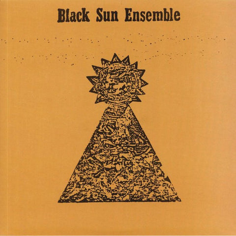 Black Sun Ensemble ‎– Raga Del Sol (1987) - New Lp Record 2017 Cool Cult 2017 France Import Vinyl - Psychedelic Rock