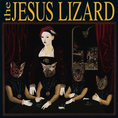 The Jesus Lizard - Liar - New Vinyl 2009 Steve Albini Remaster w/ Download - Post-Punk / Post-Hardcore / Noise Rock