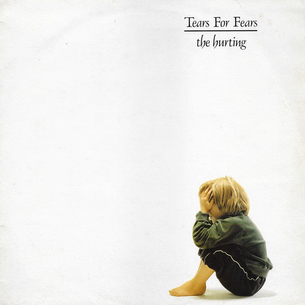 Tears For Fears - The Hurting (1983) - New 2019 LP Vinyl Record Netherlands Pressing - New Wave / Rock