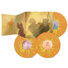 Cult of Luna - Live At La Gaite Lyrique: Paris - New Vinyl 2017 Indie Recordings Limited Edition 3-LP TriFold Live Recording, Hand-numbered to 1000 on Colored Vinyl- Post-Metal / Sludge
