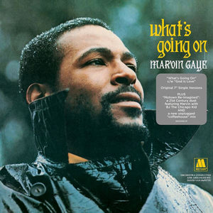 "Marvin Gaye ‎– What's Going On (1971) - New Vinyl 2016 Press 10"" (UK / Europe Import) - Soul / Funk"
