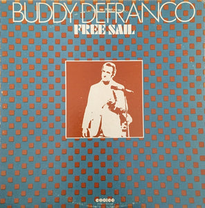 Buddy DeFranco ‎– Free Sail - VG+ Lp Record 1974 USA Original Vinyl - Jazz