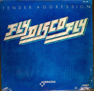Tender Aggression ‎– Fly Disco Fly - Mint- Lp Record 1976 USA Original Vinyl - Disco