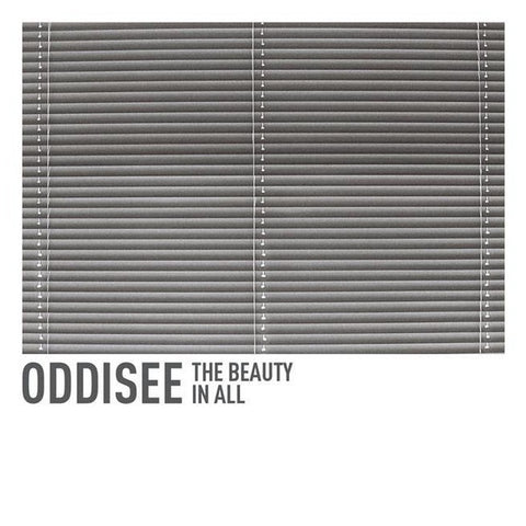 Oddisee ‎– The Beauty In All - New LP Record 2018 Mello Music USA Vinyl - Instrumental Hip Hop