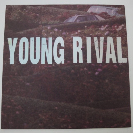 Young Rival ‎– Young Rival - New Lp Record 2010 Sonic Unyon Canada Vinyl & Download - Surf / Garage Rock