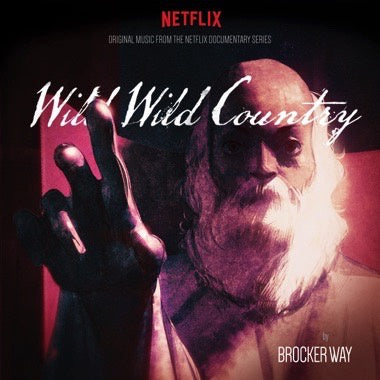 (PRE-ORDER) Brocker Way - Wild Wild Country (Original Music from the Netflix Documentary Series) - New Vinyl 2018 Western Vinyl Limited Edition Pressing on Tri-Colored Vinyl - Soundtrack / Netflix