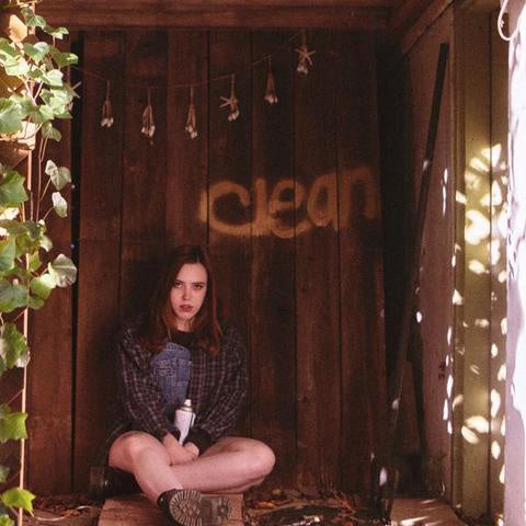 Soccer Mommy ‎– Clean - New Vinyl Lp 2018 Fat Possum Limited Edition 'Ten Bands One Cause' Pressing on Pink Vinyl with Download - Indie / Lo-Fi / Alt-Rock