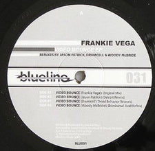 "Frankie Vega ‎– Video Bounce EP (Drumcell / Jason Patrick / Woody McBride Remixes) - Mint 12"" Single USA 2008 - Chicago Techno / Acid"