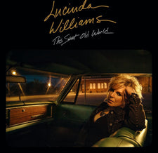 Lucinda Williams - This Sweet Old World - New Vinyl 2017 Highway 20 Ten Bands One Cause Limited Edition Pink Vinyl (Ltd. to 2000) - Country / Rock