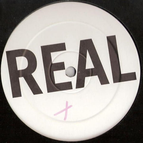 "Unknown Artist ‎– Steve Arrington - Feel So Real - VG+ 12"" Single Record 2005 UK Import Single Sided White Label - House / Disco"