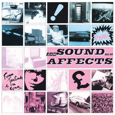 The Jam ‎– Sound Affects (1980) - New LP Record 2014 Polydor Vinyl Reissue - Rock / Mod