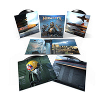 Megadeth - Warheads on Foreheads - New 4 Lp Box Set 2019 UMe 180gram Compilation - Metal  / Thrash