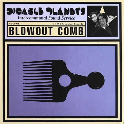 Digable Planets ‎– Blowout Comb (1994) - New Vinyl 2 Lp 2013 Modern Classics Limited Edition Reissue - Jazzy Hip Hop