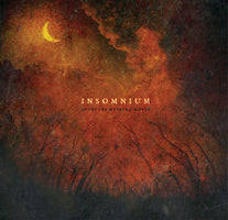Insomnium ‎– Above The Weeping World - New Vinyl 2 Lp 2018 Spinefarm Limited Reissue on Translucent Orange Vinyl with Gatefold Jacket - Death Metal