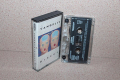 Vangelis - Direct - VG+ 1988 USA Cassette Tape - Ambient/Electronic