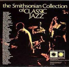 Various ‎– The Smithsonian Collection Of Classic Jazz - VG+ 6x Cassette Box Set USA 1973 Stereo - Jazz