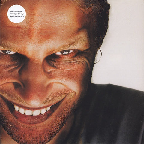 Aphex Twin ‎– Richard D. James Album - New Lp Record 2012 UK Import Warp 180 Gram Vinyl & Download - Electronic / IDM / Acid