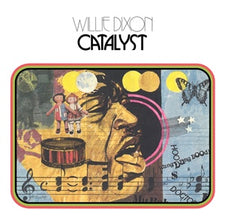 Willie Dixon - Catalyst (1973) - New Vinyl 2018 Night Train International Reissue - Chicago Blues