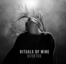 Rituals Of Mine ‎– Devoted - New Vinyl 2017 Warner Debut LP (Massive Attack and Portishead meets the Weeknd) - Electronic / Post-R&B