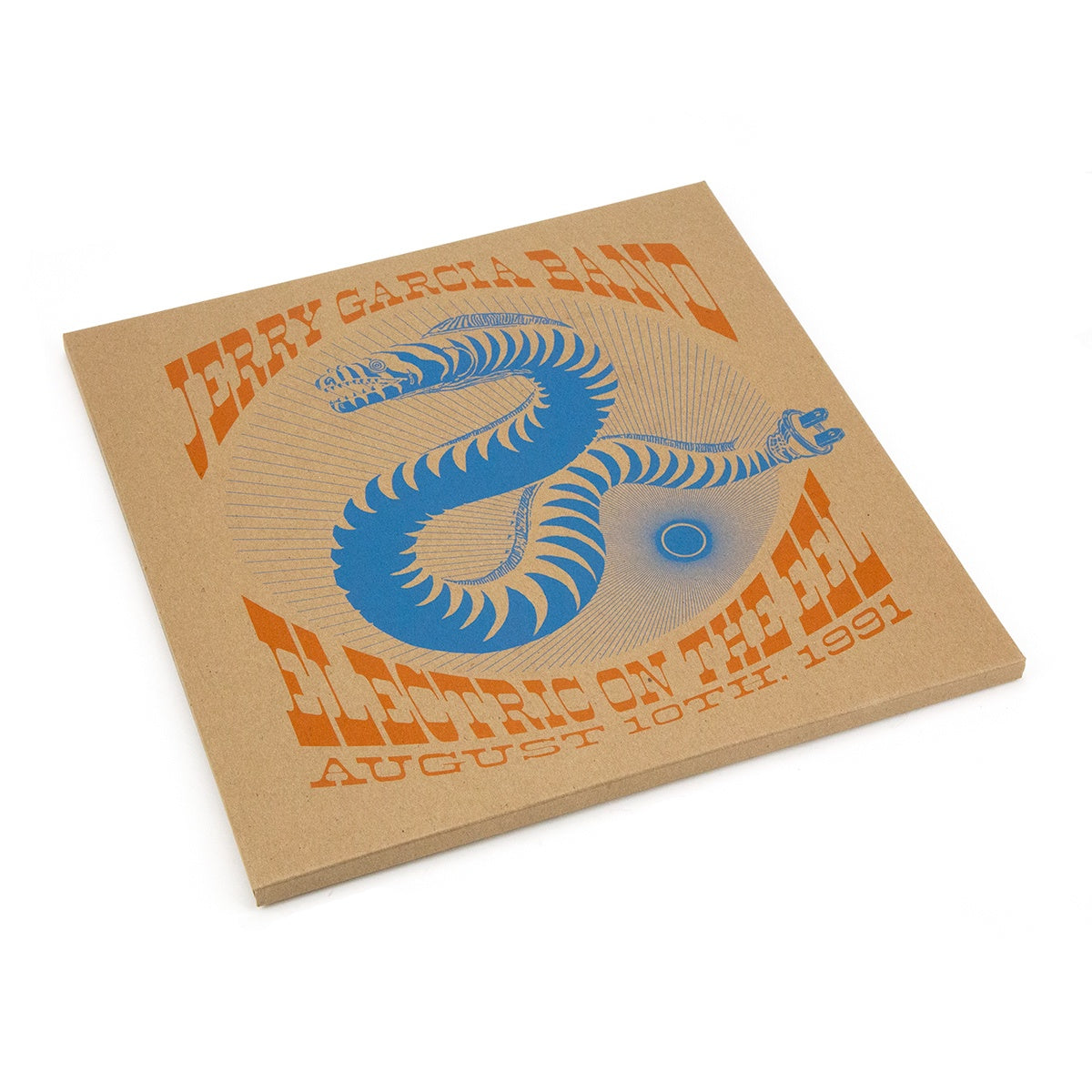 Jerry Garcia Band - Electric On The Eel - New 4 Lp Record Box Set 2019 USA ATO Vinyl - Psychedelic Rock / Classic