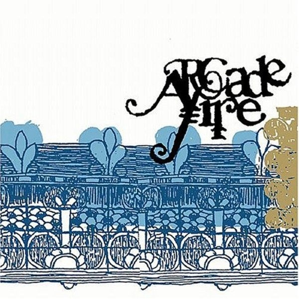 Arcade Fire - Arcade Fire EP - New Vinyl 2018 Reissue of Demo Ep with Gatefold Jacket - Indie / Art Rock