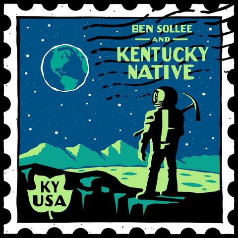 Ben Sollee And Kentucky Native ‎– S/T - New Lp Record 2017 Soundly Music Vinyl & Download - Folk / Country