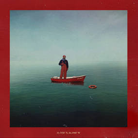 Lil Yachty - Lil Boat - New Vinyl Record 2016 Capitol / Motown RSD Black Friday Red Vinyl, Ltd to 2000 - Rap / Hip Hop