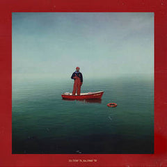 Lil Yachty - Lil Boat - New Vinyl 2016 Capitol / Motown RSD Black Friday Red Vinyl, Ltd to 2000 - Rap / Hip Hop