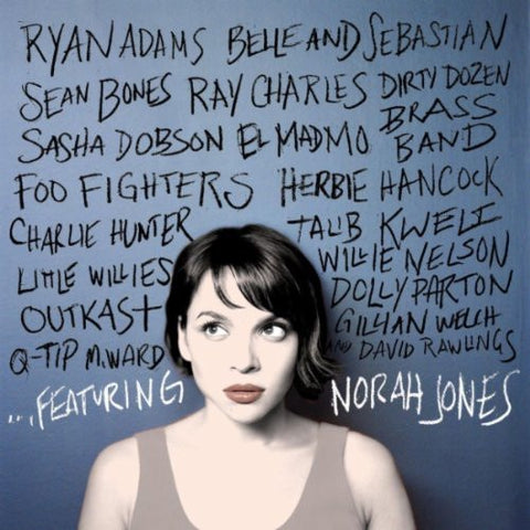 Norah Jones ‎– ...Featuring - New 2 Lp Record 2010 Blue Note 180 gram Vinyl - Pop Rock / Jazz