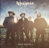 The Magpie Salute ‎– High Water I - New Vinyl 2 Lp 2018 Eagle Records Limited Edition 180gram Pressing on Blue & White Marble Vinyl with Gatefold Jacket - Country Rock