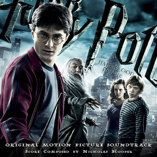 Soundtrack - Harry Potter and the Half-Blood Prince - New Vinyl Record 2016 Watertower Music Gatefold 2-LP Pressing