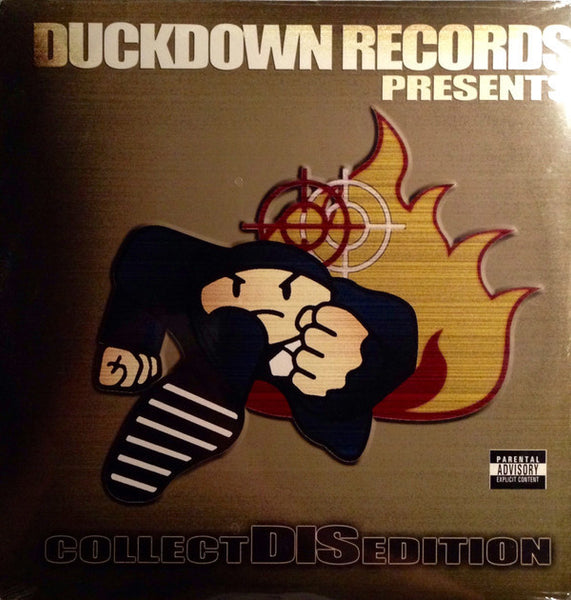 Various ‎– Duck Down Records Presents: Collect DIS Edition - New Vinyl 2003 Duck Down 2LP Compilation USA - Hip Hop
