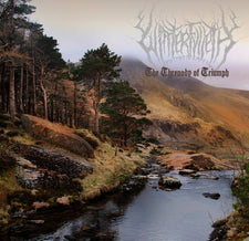 Winterfylleth ‎– The Threnody Of Triumph - New Vinyl 2017 Spinefarm / Candlelight 2-LP Import Reissue with Gatefold - Black Metal