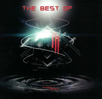 Skrillex ‎– The Best Of Skrillex Vol.1 - New Vinyl 2 Lp 2012 Limited Edition Import Pressing on Clear Vinyl - Electro / Dubstep